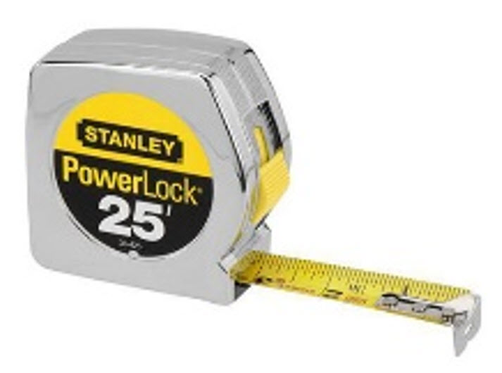 Metal tape measure